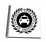 3dRose Worlds Greatest Cab Driver. Taxi Good Work - Best Reviews Guide