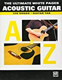The Ultimate Song Pages - Acoustic Guitar