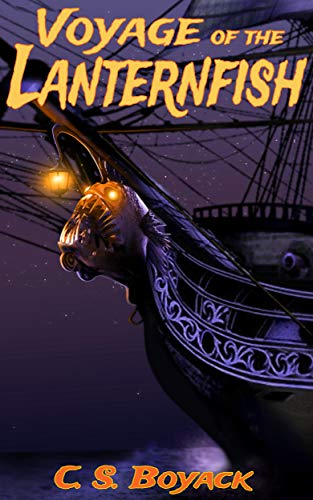 Voyage of the Lanternfish (English Edition) eBook: C. S. ...