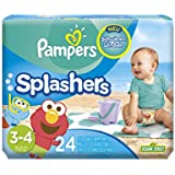 Pampers SCHW immwindeln, Taille 3–4, 24 couches