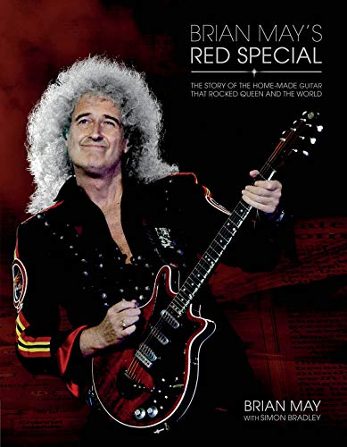 21acf3332c Brian May s Red Special  The Story of the Home-made Guitar that Rocked Queen