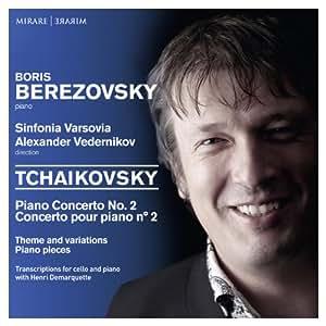 Tchaikovski / Concerto pour Piano N° 2