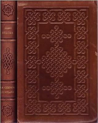 La Chanson de Roland publie d'aprs le manuscrit d'Oxford et traduite par Joseph Bdier de L'Acadmie francaise