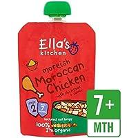 Ella's Kitchen Moroccan Chicken Tagine130g