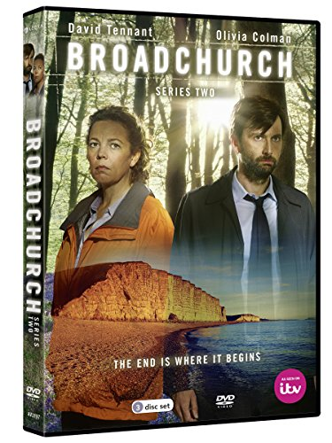 Broadchurch Series Two [DVD] [UK Import] Night View Serie