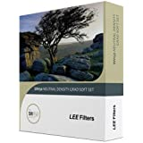 LEE Filters Kit SW150 de 3x filtres GND Soft en résine 150x170mm 0.3, 0.6, 0.9ND