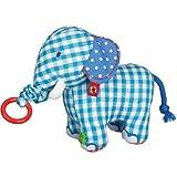 Baby Charms Die Spiegelburg 90061 Stoff-Elefant