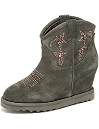 86641 stivaletto ASH YASMIN whitout boX scarpa stivale donna boots shoes women