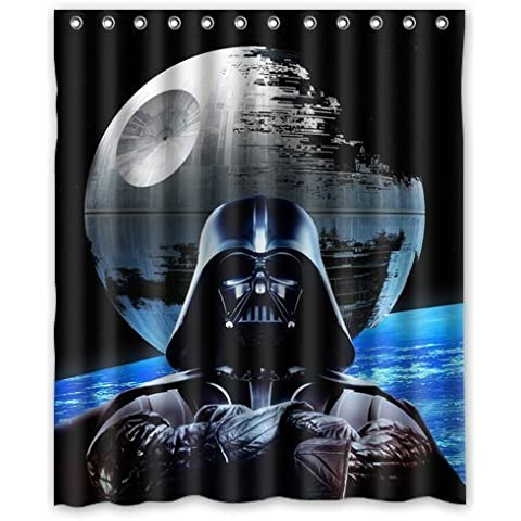 LEGENDT Generic Star Wars Shower Curtain 60-Inch By 72-Inch