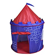 Cerca di gioco-Chateau 55509Che questo sia come nascondiglio segreto nella camera dei bambini, come frangivento o parasole nel giardino, questa tenda delle idee di gioco ai bambini pestifero e rêvant di avventure.delle ore di un divertiment...