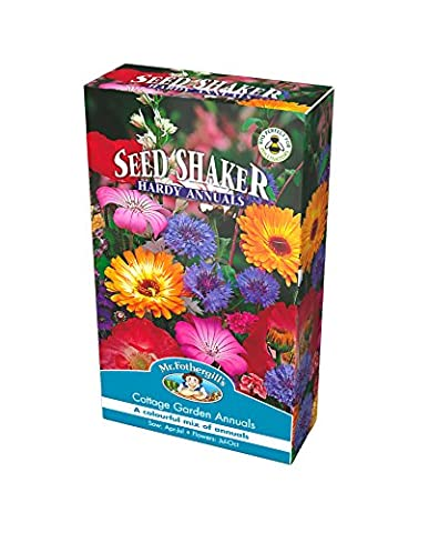 Mr Fothergill's SHAKER Cottage Garden Mix 24664