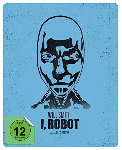 I, Robot - Steelbook (exklusiv bei Amazon.de) [Blu-ray] [Limited Edition]
