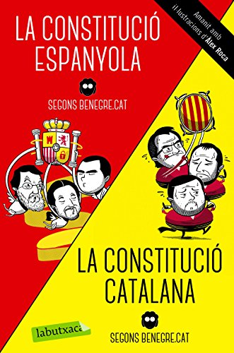 La Constitució segons Benegre (Catalan Edition) por Benegre