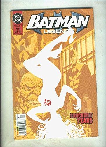 Batman Legends volumen 1 numero 13