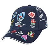Rugby World Cup 2019 20 Unions Cap (Navy)