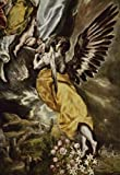 El Greco - Assumption of the Virgin (Detail) El Greco