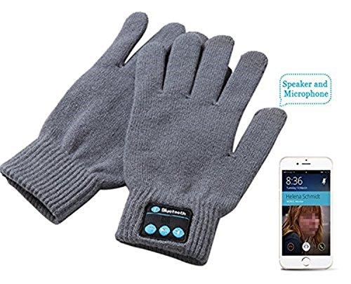 HMILYDYK guantes Bluetooth manos Llamadas Talking