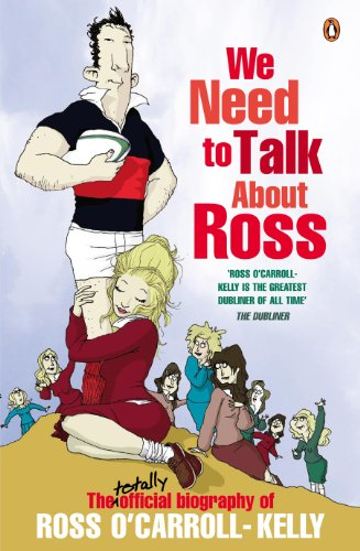 We Need To Talk About Ross (English Edition) - Snoopy Chicks