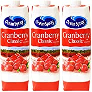 Ocean Spray Cranberry Juice (Pack of 12)