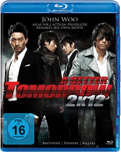A Better Tomorrow 2K12 [Blu-ray]