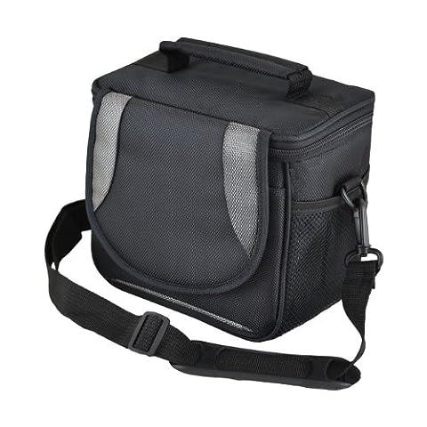 Kameratasche für Sony Cyber-Shot DSC H300hx400vb Bridge Kamera