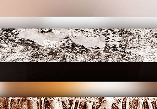 murando - Acrylglasbild Abstrakt 200x100 cm - 5 Teilig - Glasbilder - Wandbilder XXL - Wandbild - Bilder a-C-0032-k-p - 8