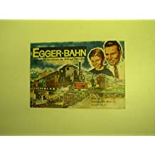 Egger-Bahn (1965/66) - Die erste HO-Modellbahn der Welt auf 9mm-Gleis,
