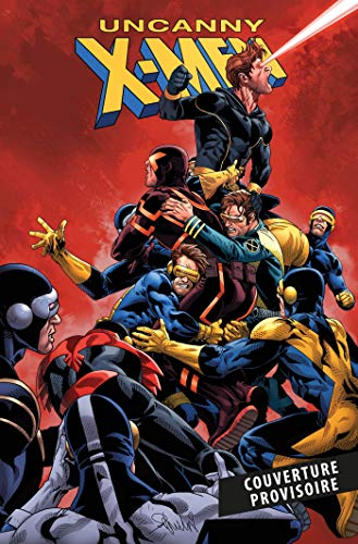 X-Men (fresh start) Nº11 par Matthew Rosenberg