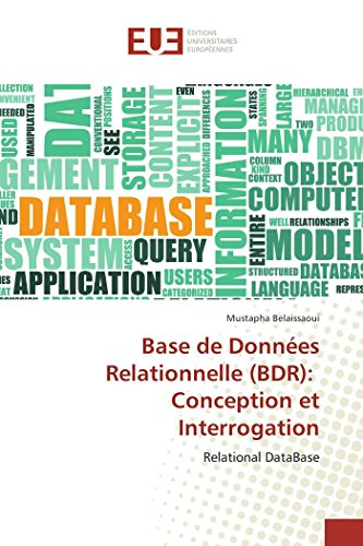 Base de Données Relationnelle (BDR): Conception et Interrogation: Relational DataBase par Mustapha BELAISSAOUI