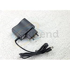 aktrend Original Netzteil/AC Adapter Passend für Nintendo DSi/3DS/3DS XL/DSi/DSi XL/NDSi, Nintendo 3DS/3DS XL/3DSi/DSi/DSi XL – Ladekabel Ladegerät, Power Supply Adapter Für Nintendo
