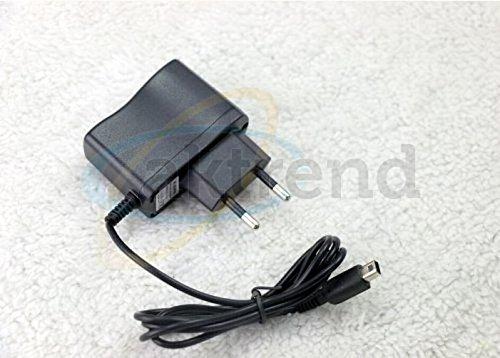 aktrend Original Netzteil/AC Adapter Passend für Nintendo DSi/3DS/3DS XL/DSi/DSi XL/NDSi, Nintendo 3DS/3DS XL/3DSi/DSi/DSi XL - Ladekabel Ladegerät, Power Supply Adapter Für Nintendo