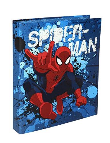 Undercover SPON0310 - Spider-Man Ringbuch, A4 Preisvergleich