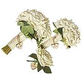 Die Blume Zimmer–mit Cream Rose Hochzeit Paket