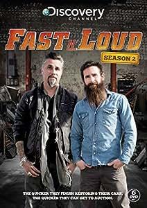 Fast N Loud Season 2 [DVD]