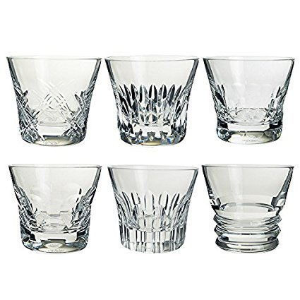 Baccarat Crystal 'Everyday' Set Of Six Tumblers 2809854