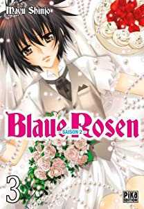Blaue Rosen - Saison 2 Edition simple Tome 3