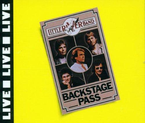 Live/Backstage Pass