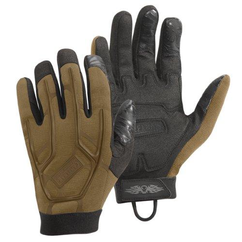 Impact Elite CT Gloves, Coyote, Logo (XXL) -