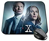 The X Files David Duchovny Gillian Anderson D Tappetino Per Mouse Mousepad PC