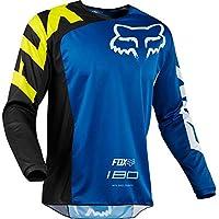 Fox Jersey 180Race, Blue, Tamaño XL