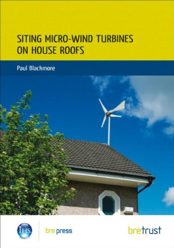 Siting Micro-Wind Turbines on House Roofs: (FB 18)