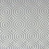 Tischschoner Classic Breite 110 cm Länge wählbar - Weiss Größe 110x110 cm Eckig ( Rund Oval anpassbar ) Molton Tischpolster - 2