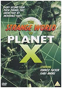 The Strange World of Planet X [DVD]