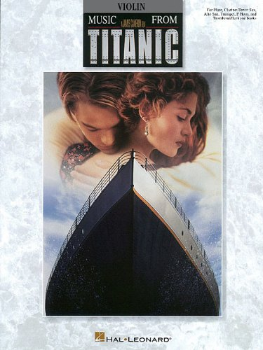 Music from Titanic par Not Available