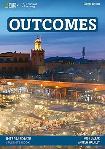 Outcomes - Second Edition: B1.2/B2.1: Intermediate - Student's Book + DVD