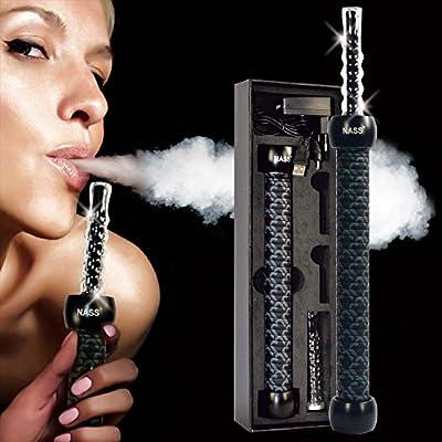 Xay Maxi eHose eShisha - mobile elektronische Shisha nachfüllbar ohne Nikotin (0,00%) von NASS
