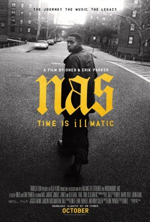 TIME IS ILLMATIC - Nas - US Imported Movie Wall Poster Print - 30CM X 43CM Brand New