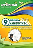 #6: Optimum Educator Educational DVD's Std 9 MH Board Mathematics Part 1-Digital Guide Perfect Gift for School Students – Easy Video Learning- Fun with Maths