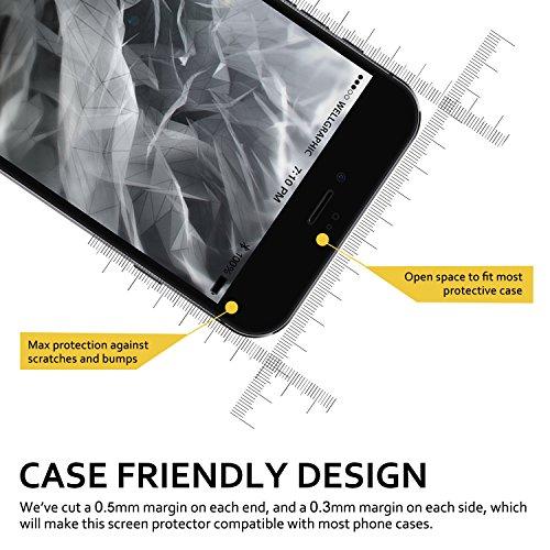 Para LG G5 3D Cristal Templado Premium loolipop a prueba de choques Film Protector de pantalla