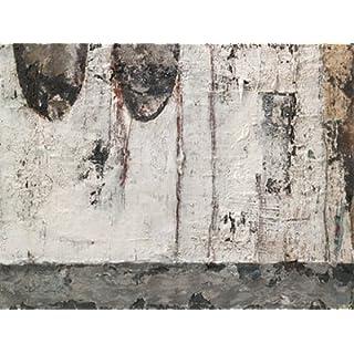 Art-Galerie Acrylglasbild Gabriele Middelmann - Anuba 3-80 x 60cm - Premiumqualität - Abstrakt, Büro, Arzt, Soziale Einrichtungen - Made in Germany SHOPde
